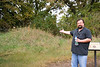 """<a href=""""http://en.wikipedia.org/wiki/Albany_Mounds_State_Historic_Site"""">Albany Mounds</a>. This is one.    There's not a lot of there, there. Though it could just have been that it was hot and muggy and so far we had actually made progress away from home.  There's a car park, a trail, and educational sign boards.  It was just too hot to walk down to the bulk of the mounds."""