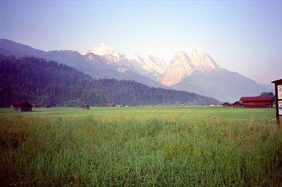 Hike to Alpspitze summit