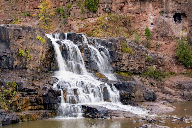 gooseberry Middle water falls, MN