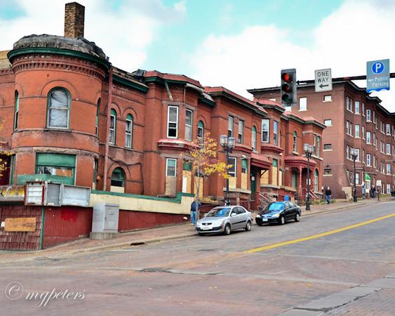 Street Slope
