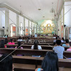 The Cathedral of St Catherine of Alexandria in Dumaguete, Negros Oriental, Philippines.