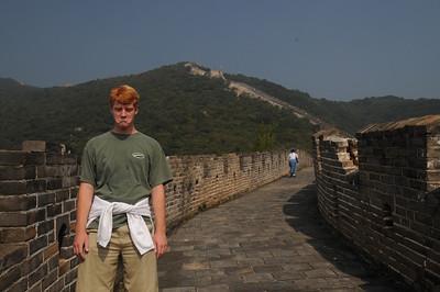 Duncan Visits China