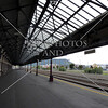 Railway Station in Dunedin, New Zealand.