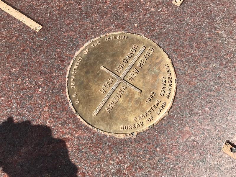 2017-09-15  Four Corners - Arizona, New Mexico, Utah, Colorado