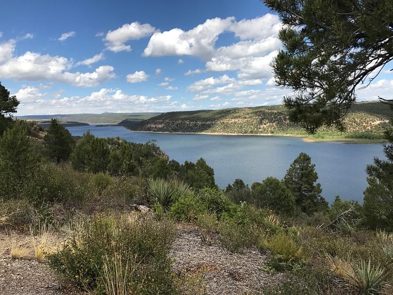 2017-09-15  McPhee Reservoir, Delores, Colorado
