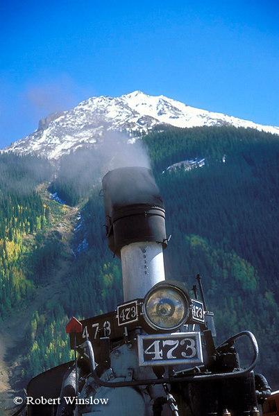 Durango & Silverton Narrow Gauage Railroad, Colorado