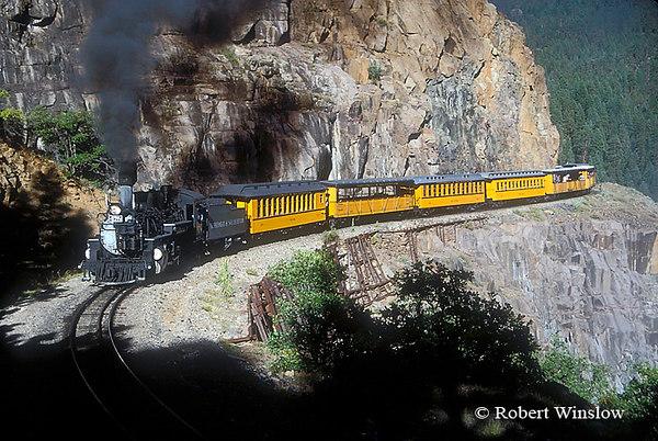 Durango and Silverton Narrow Gauge Railroad, Colorado