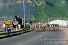 Iron Horse Bicycle Race, Durango and Silverton Narrow Gauge Railroad, Colorado, USA, North America