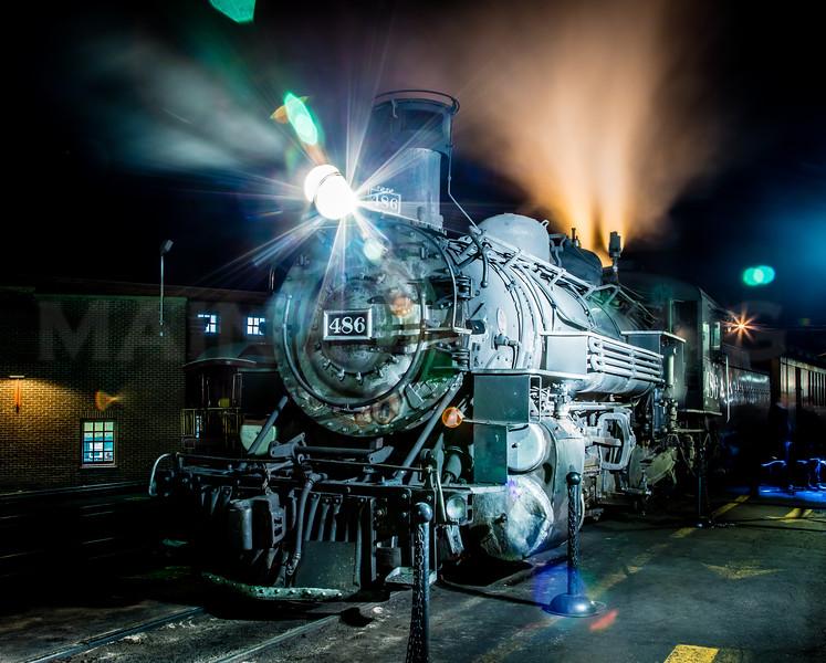 Durango and Silverton Railroad- Station