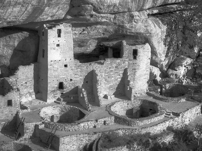Cliff Palace, detail