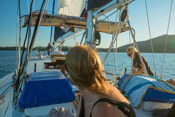 Big Mama Sailing, Great Barrier Reef