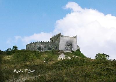 Museum just north of Quito
