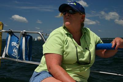 ED W's. Boat