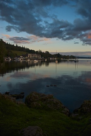Ambleside by Windermere