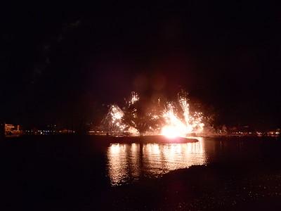 EPCOT fireworks & flowers-September 2018