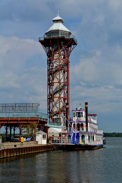BICENTENNIAL TOWER & VICTORIAN PRINCESS