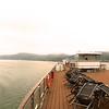 Danube: Rocks of Greben panorama