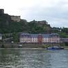 Koblenz: Toward Festung Ehrenbreitstein