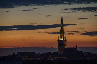 Oleviste kirik (St. Olav's Church)
