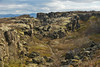 Rift at Thingvellir