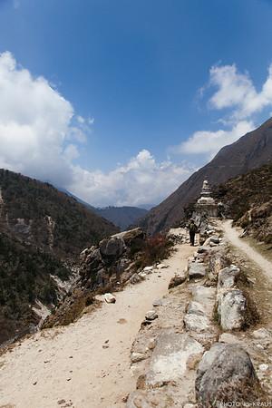 Stupa Trail