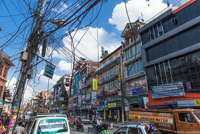Kathmandu Electrical System