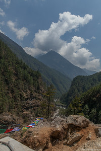 Prayer Flags to the River