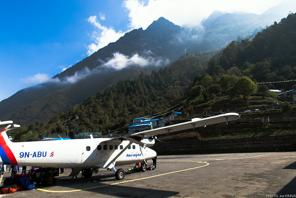 Welcome to Lukla