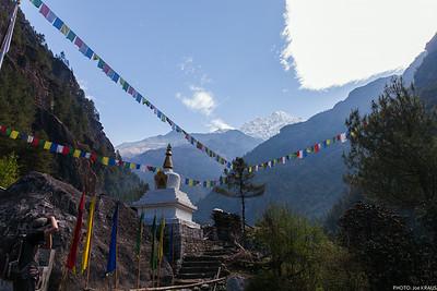 Arne and the Stupa