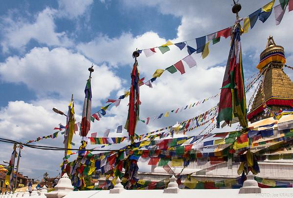 Prayer Flags Galore