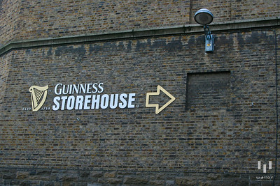 Guinness HQ, Dublin, Ireland