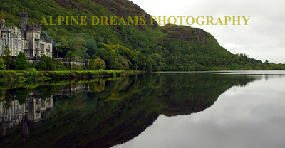 Beautiful Relections of Kylemore Abbey
