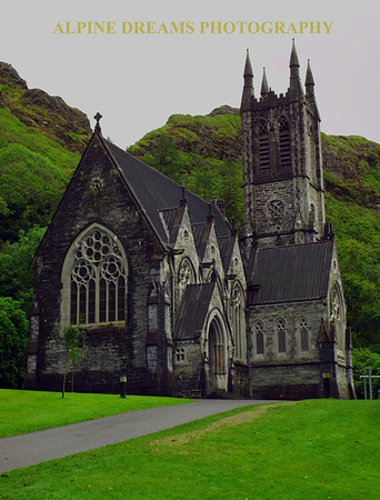 CHAPEL OF LOVE AT KYLEMORE