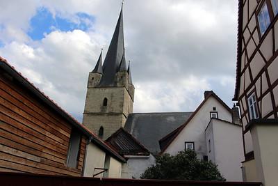 St. Michael church in Zeil am Main