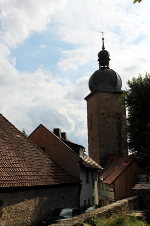 "The ""Witches Tower"" - during medieval times where those accused of witchcraft were imprisoned"
