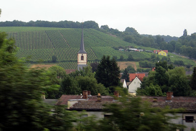 Day 11 - Bus from Markbreit to Wurzburg