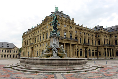 Day 11 - Wurzburg walking tour