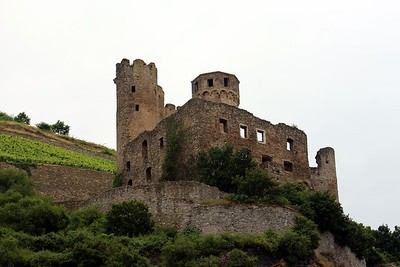 Day 13 - Sailing the Middle Rhine (Castles & Churches)