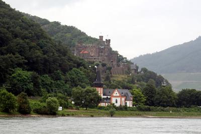 Reichenstein Castle - dating to 1213