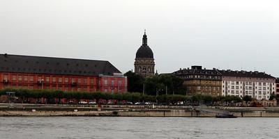 Mainz - Evangelical Christ church