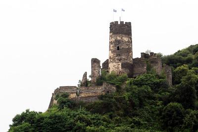 Nollig Castle ruins