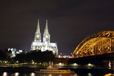 Day 14 - Cologne