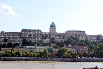 the former royal palace (I believe)