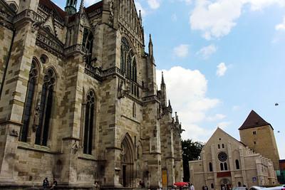 St. Ulrich church (r)
