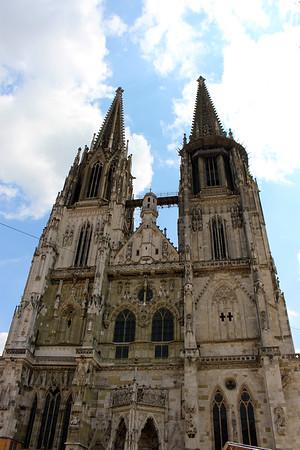 Day 8 - Regensburg Germany