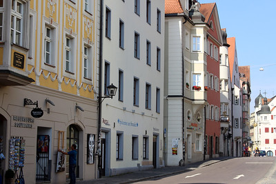 Having escaped major damage during WWII Regensburg is one of Europe's best preserved medieval cities