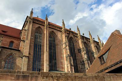St. Sebald church
