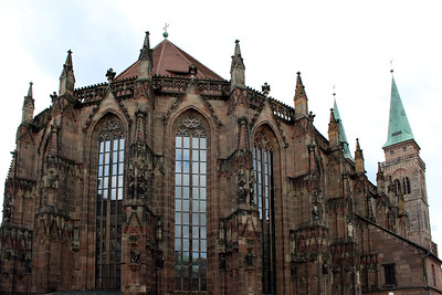 Day 9 - Nuremberg walking tour