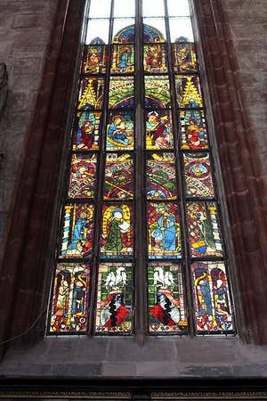 Interior of St. Sebald