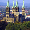 The Cathedral of St. Peter and St. Geroge in Bamberg